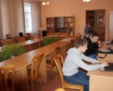 Библиотека отделения №1