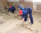 Мастерская для каменных и печных работ