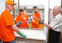 Волонтеры